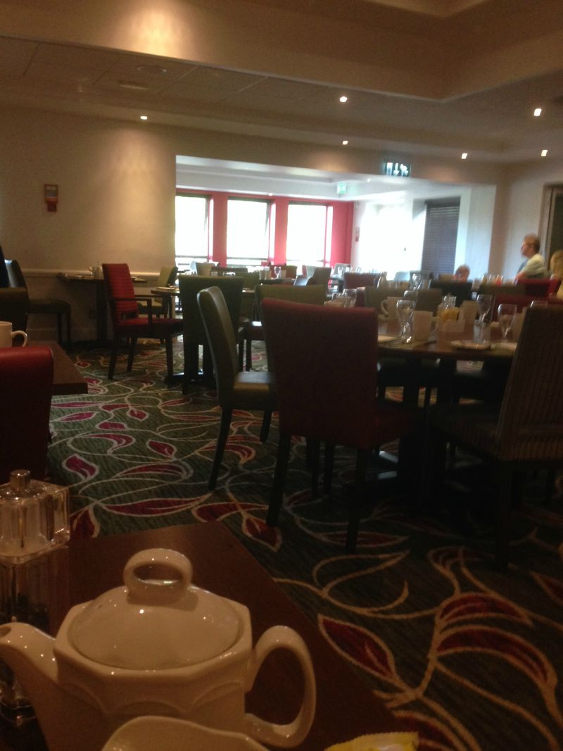 Hilton Leicester Hotel