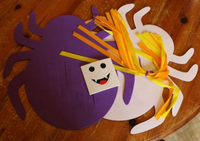 Halloween craft ideas from Baker Ross