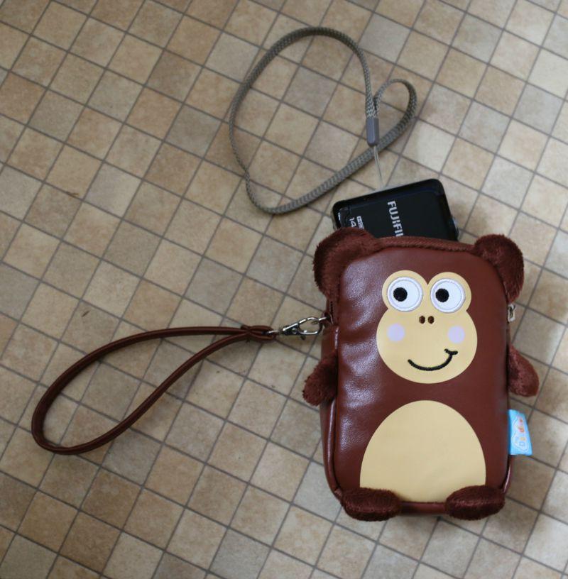 My Doodles Monkey Camera Case