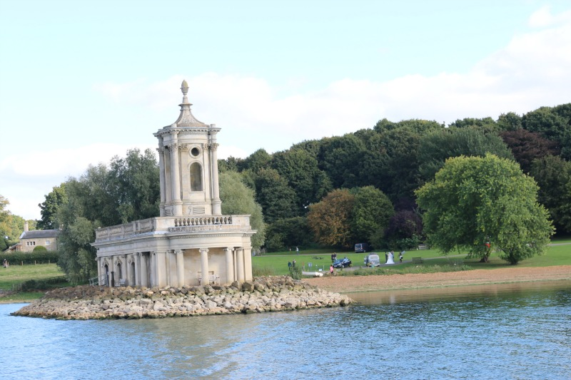 A boat cruise on Rutland Water
