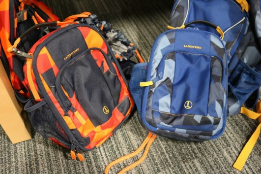 Back 2 School Styling with Lands' End