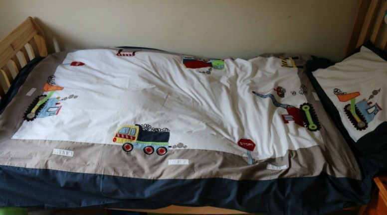 Trucks and Diggers Duvet Set