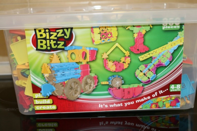 Bizzy Bitz 350 pieces starter set
