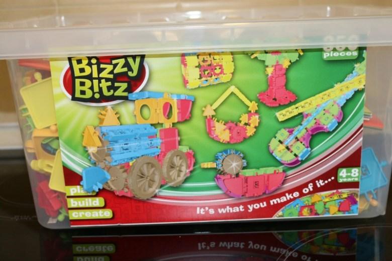Bizzy Bitz 350 pieces starter set