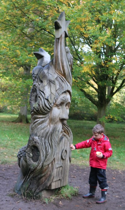 Forestry Commission fun at Westonbirt Arboretum
