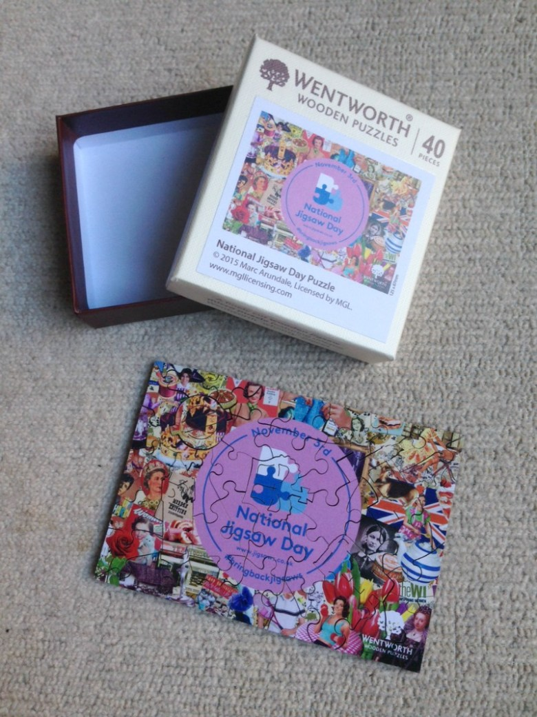 Preparing for National Jigsaw Day with Wentworth Wooden Puzzles