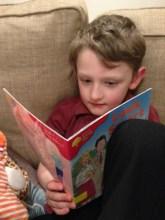Reading progression