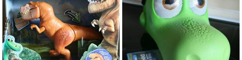 Disney Pixar The Good Dinosaur with TOMY