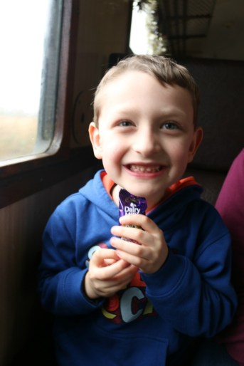 Santa Express at Nene Valley Railway