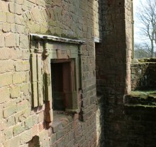 Exploring Kenilworth Castle