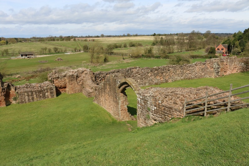 Exploring Kenilworth Castle