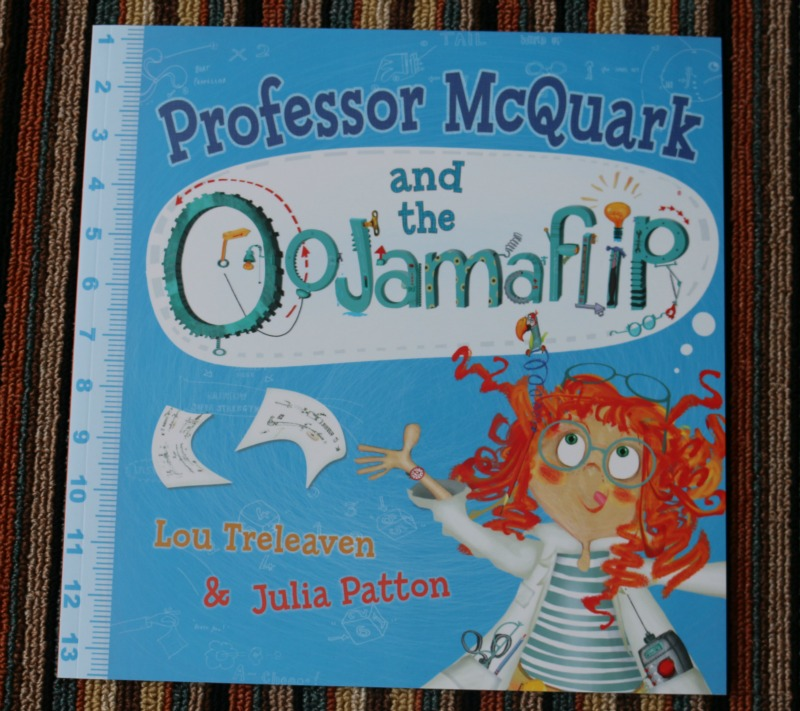 Professor McQuark and the Oojamaflip