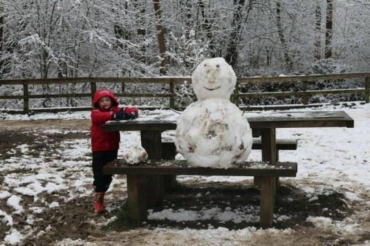 Hello Snowman