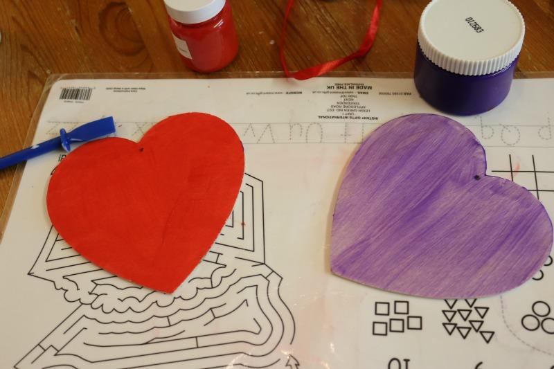Heart kit from Baker Ross