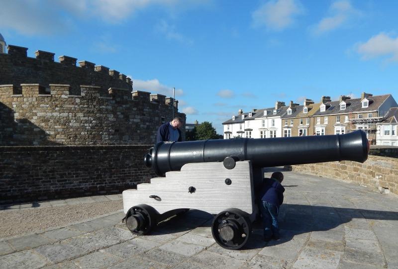 A tale of two castles in Kent - Deal Castle