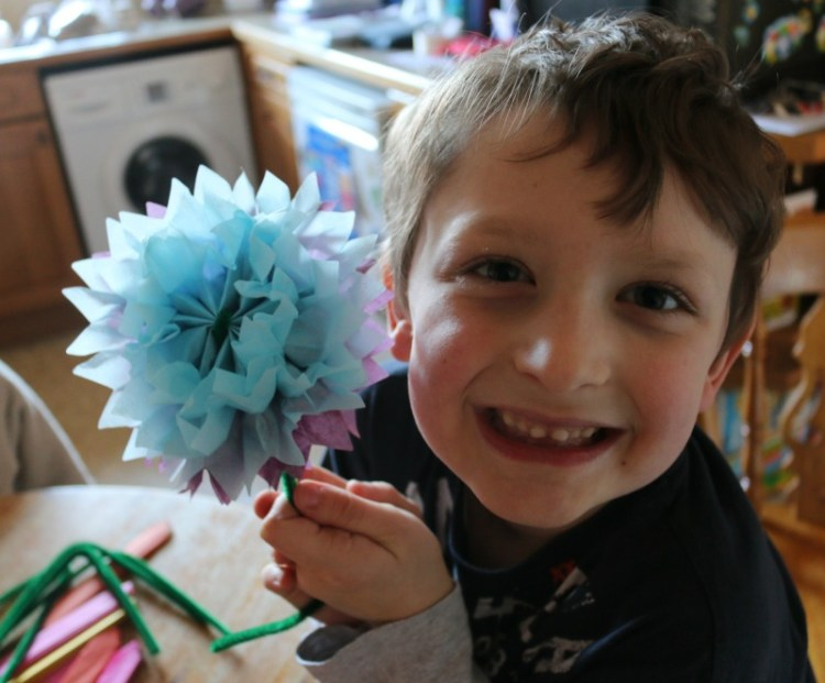 Baker Ross Easter and Spring themed crafts