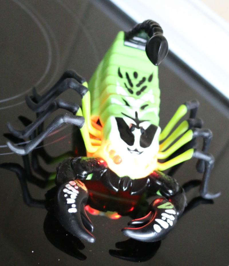 Wild Pets Scorpion Clawpion