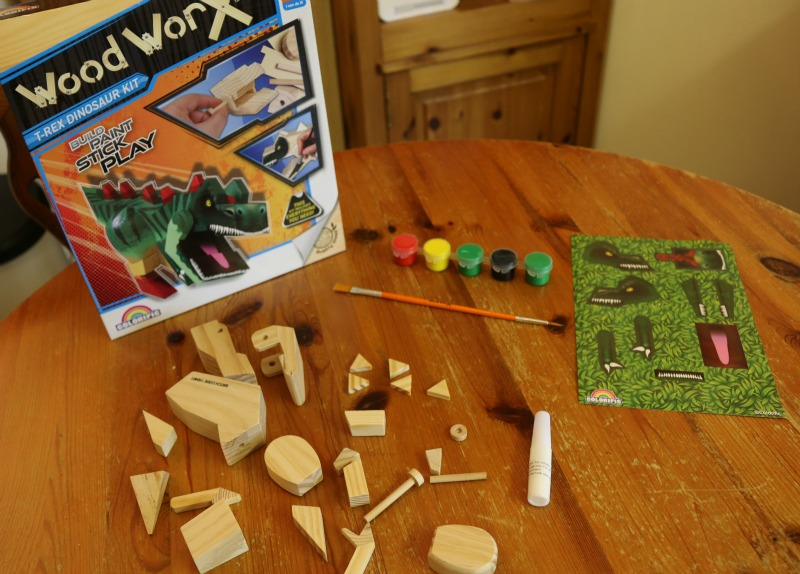 Wood Worx T-Rex