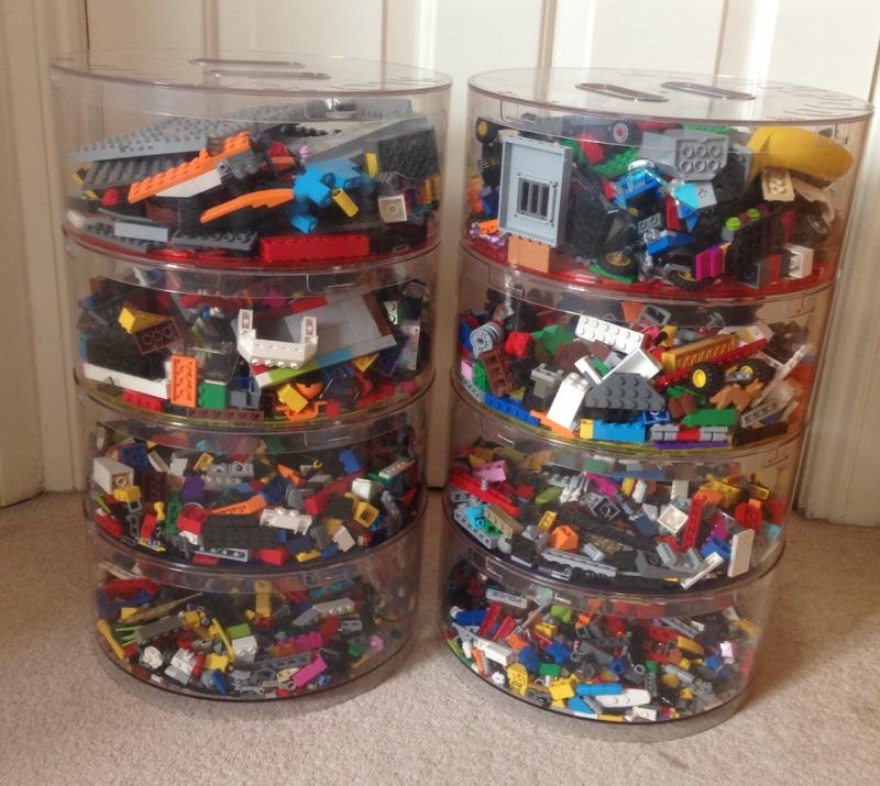 Blokpod Lego Storage system