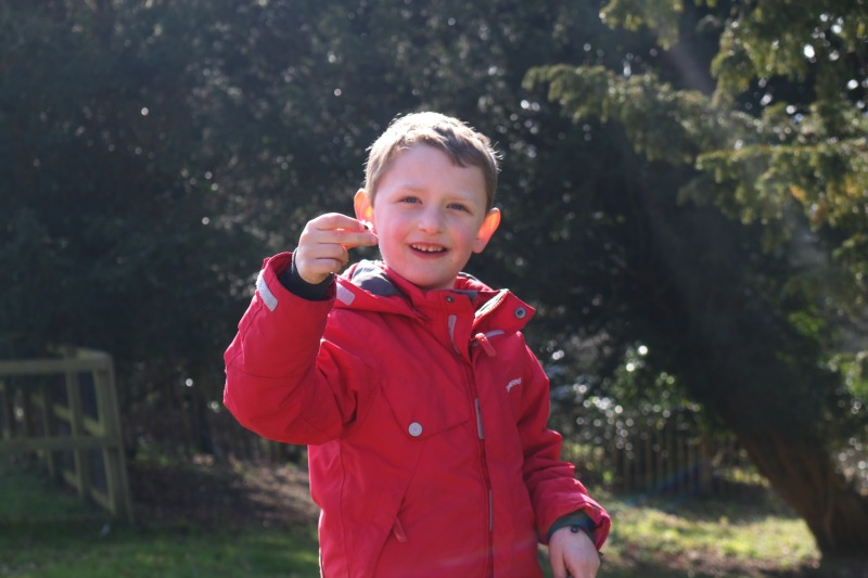 Seeing Cliveden through the eyes of a child