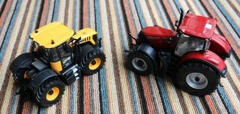 Britains Tractor range