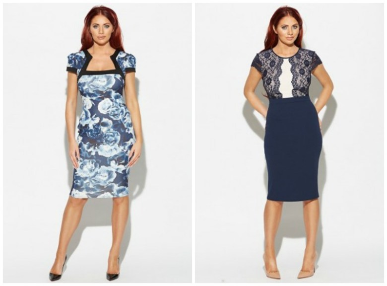Wearing Amy Childs Official for Mothers Day