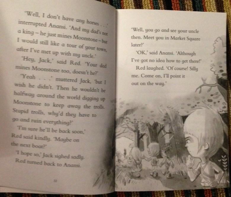 Little Legends book series