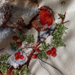 Cross Stitch with Coats Crafts UK 21