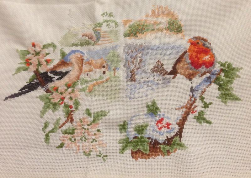 Cross Stitch with Coats Crafts UK