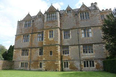 Exploring Chastleton House