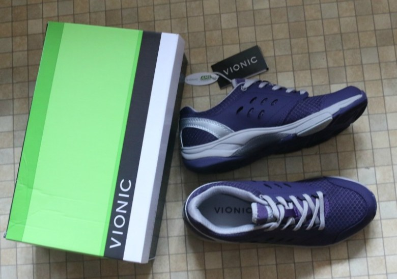 Looking after myself with Vionic Footwear