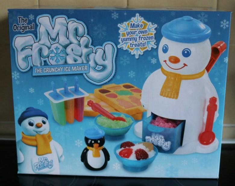 Mr Frosty Crunchy Ice Maker