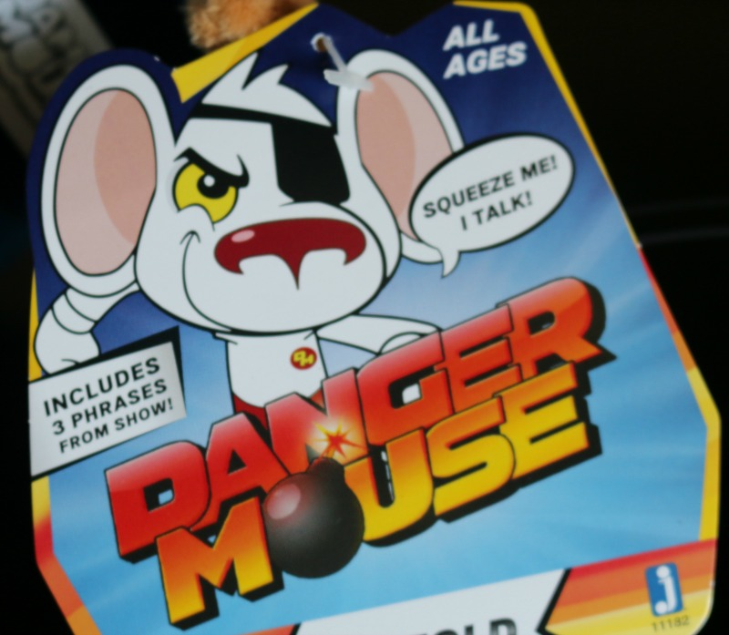 When Monkey met Danger Mouse and Penfold