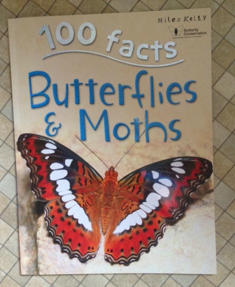 100 Facts Butterflies & Moths