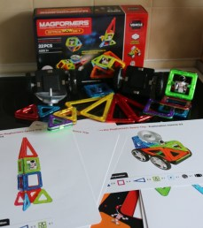 Magformers Space WOW Set