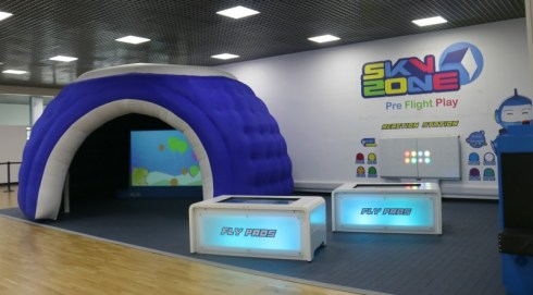 How to entertain the kids for free at Skyzone Birmingham Airport