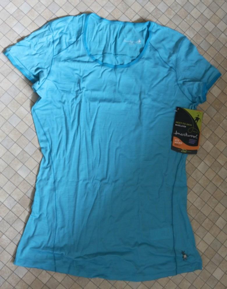 SmartWool NTS Micro 150 T-Shirt
