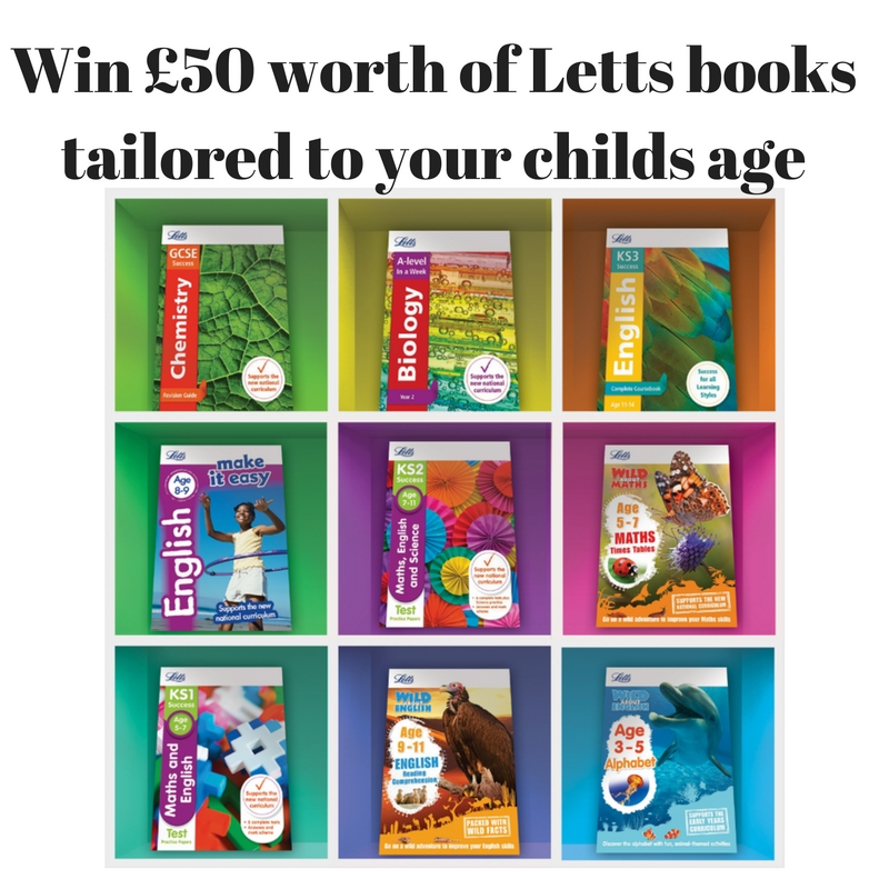 Letts Back To School Giveaway