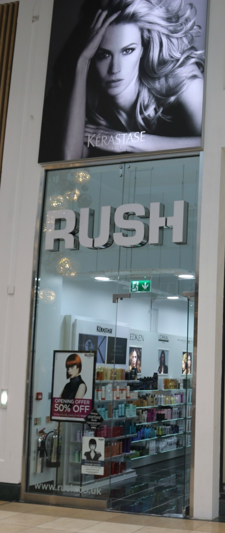 A new me with Rush Hair Milton Keynes