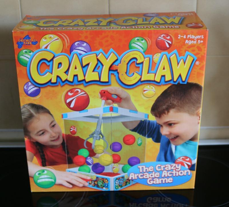 Crazy Claw