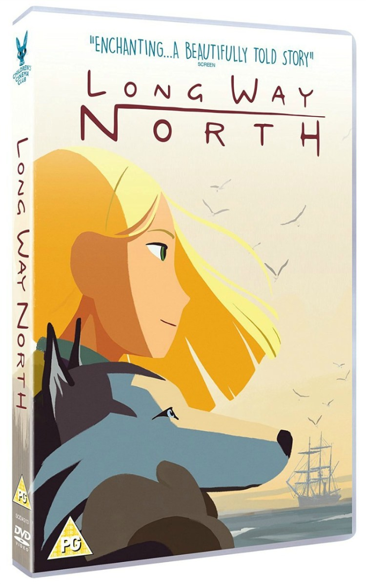 Long Way North DVD