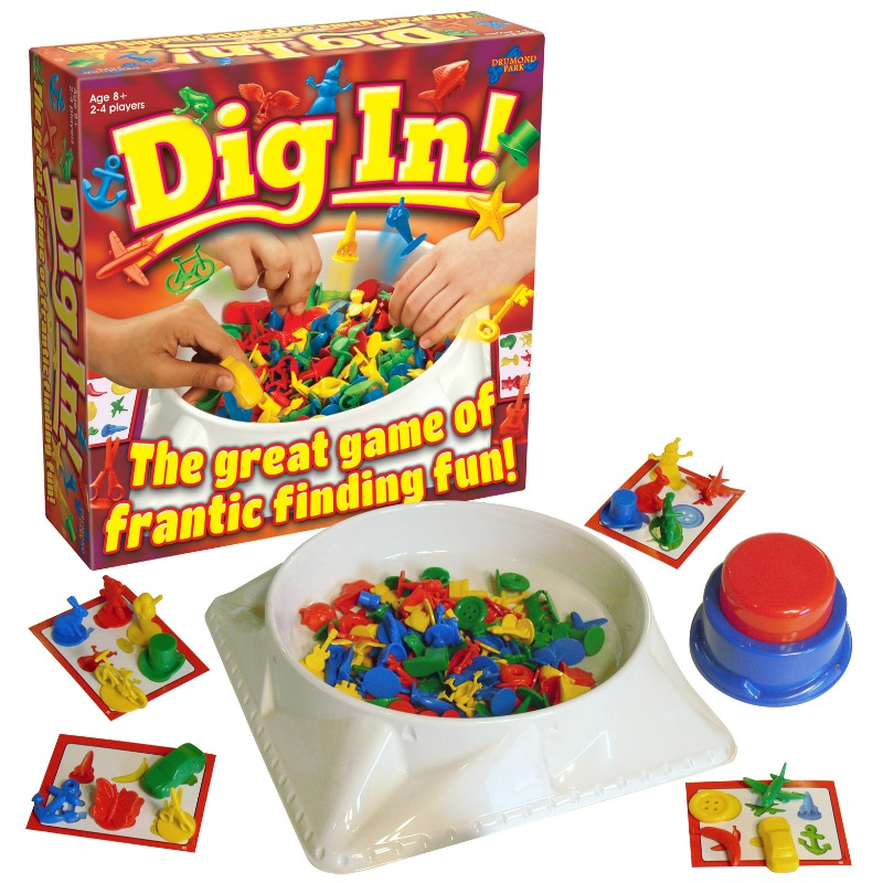 Dig In! game giveaway worth £19.99