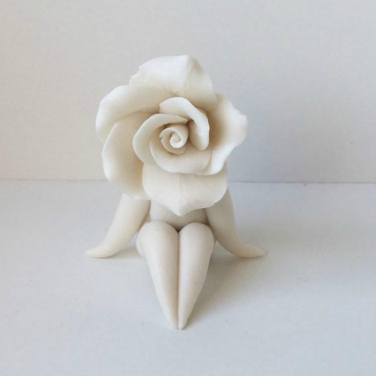 Flower People Miniature Rose worth £20
