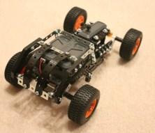 Meccano 4X4 Off-Road Truck
