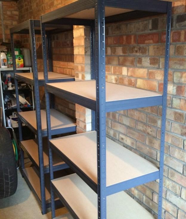 Organising the garage with Tufferman