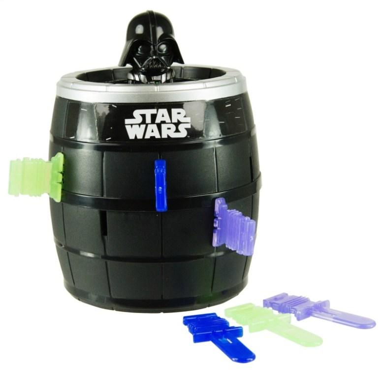 Pop Up Darth Vader giveaway worth £17.99