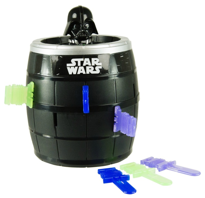 Pop Up Darth Vader giveaway worth £17.99