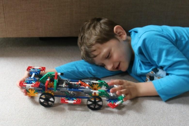 K'Nex Cars Building Set 25525