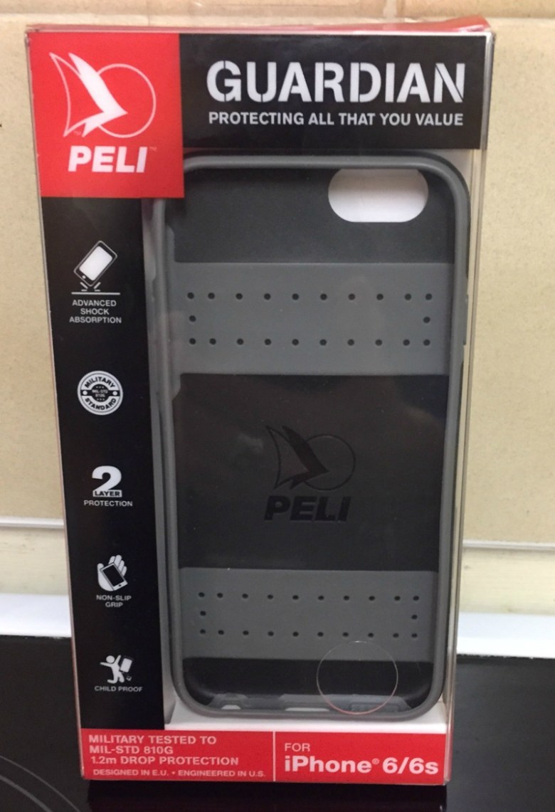 Peli Guardian iPhone 6 case