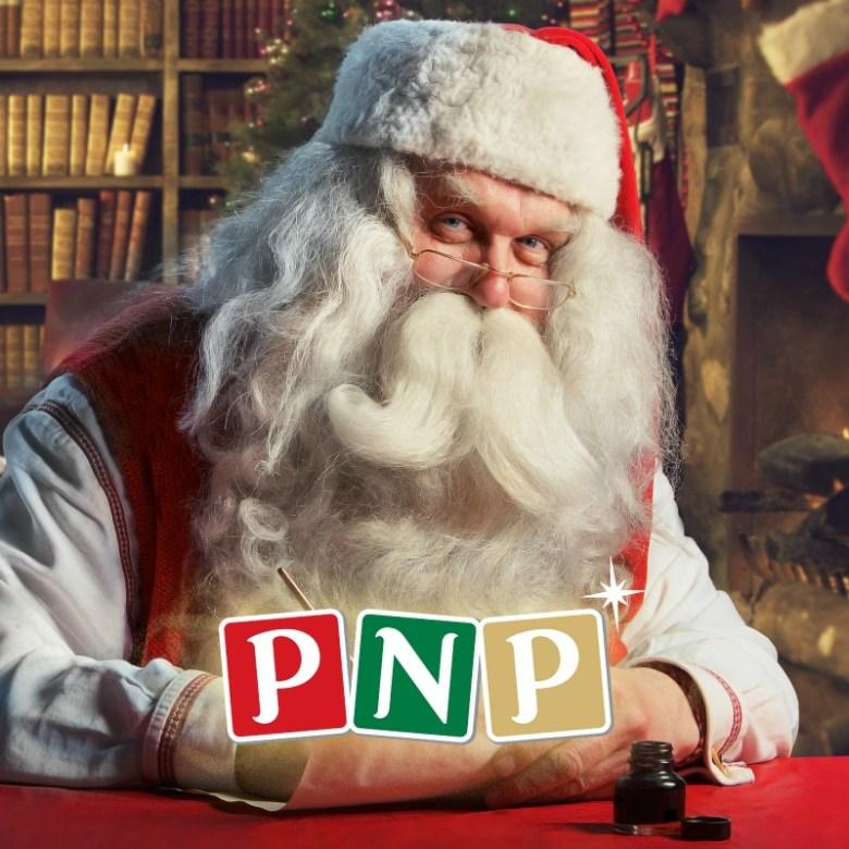 Portable North Pole Magic Pass
